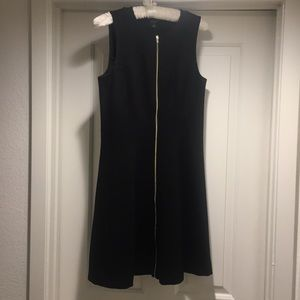 Ann Taylor Black Fit and Flare